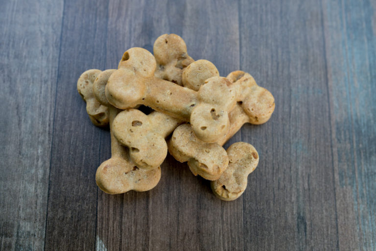 Dog Biscuits with Rabbit