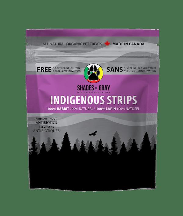 Shades of Gray Indigenous Pet Treats Canada