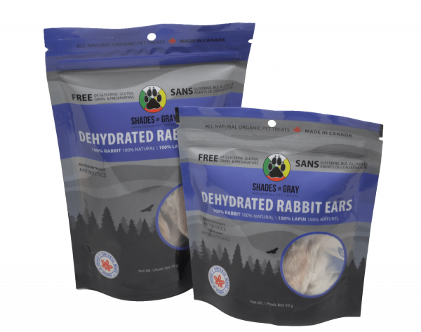 Shades of Gray Products Indigenous Pet Treats